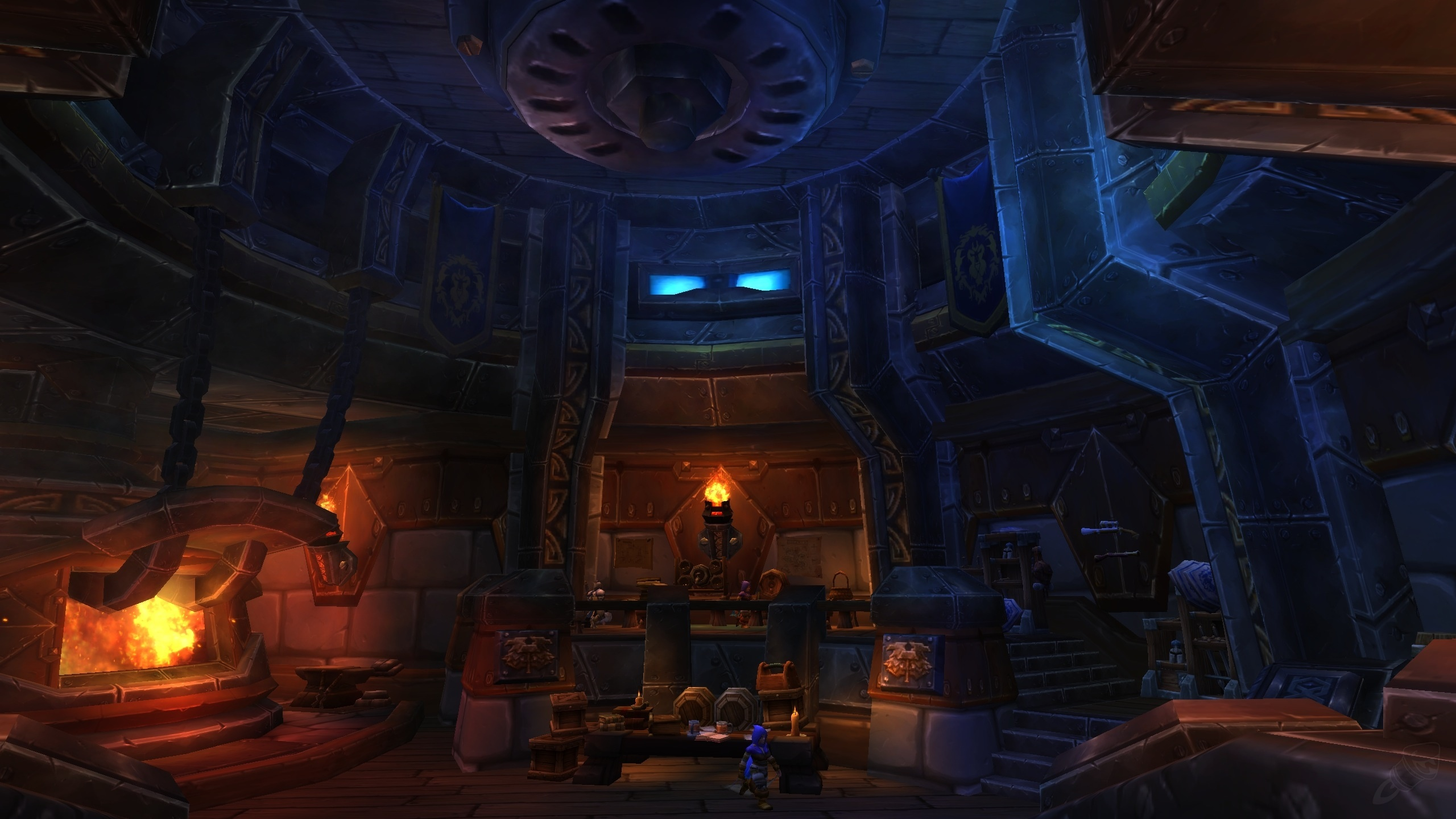 Guide to the garrison dwarven bunker war mill guides wowhead what does it offer malvernweather Image collections