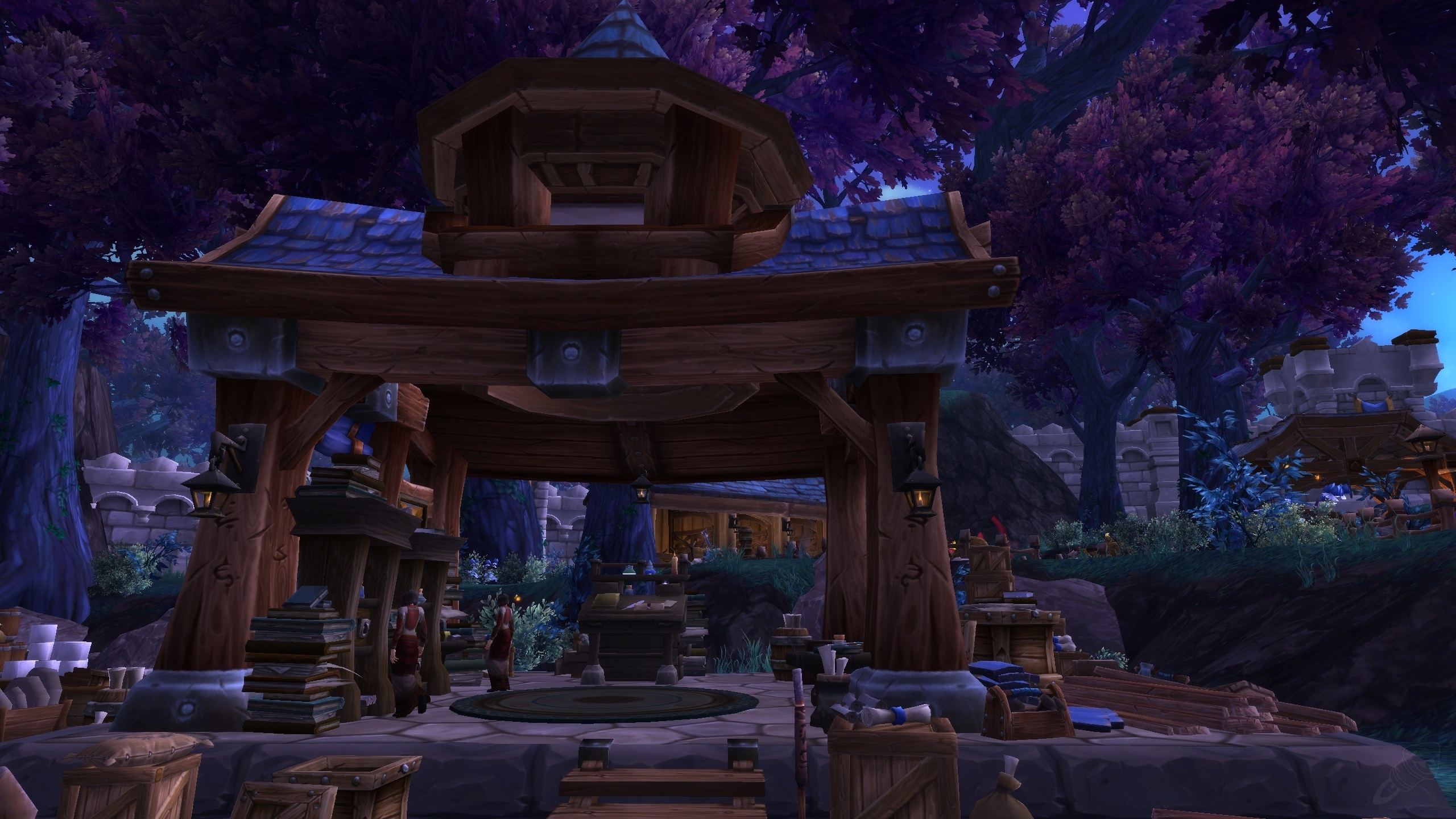 Guide to the garrison scribes quarters guides wowhead screenshots malvernweather Images
