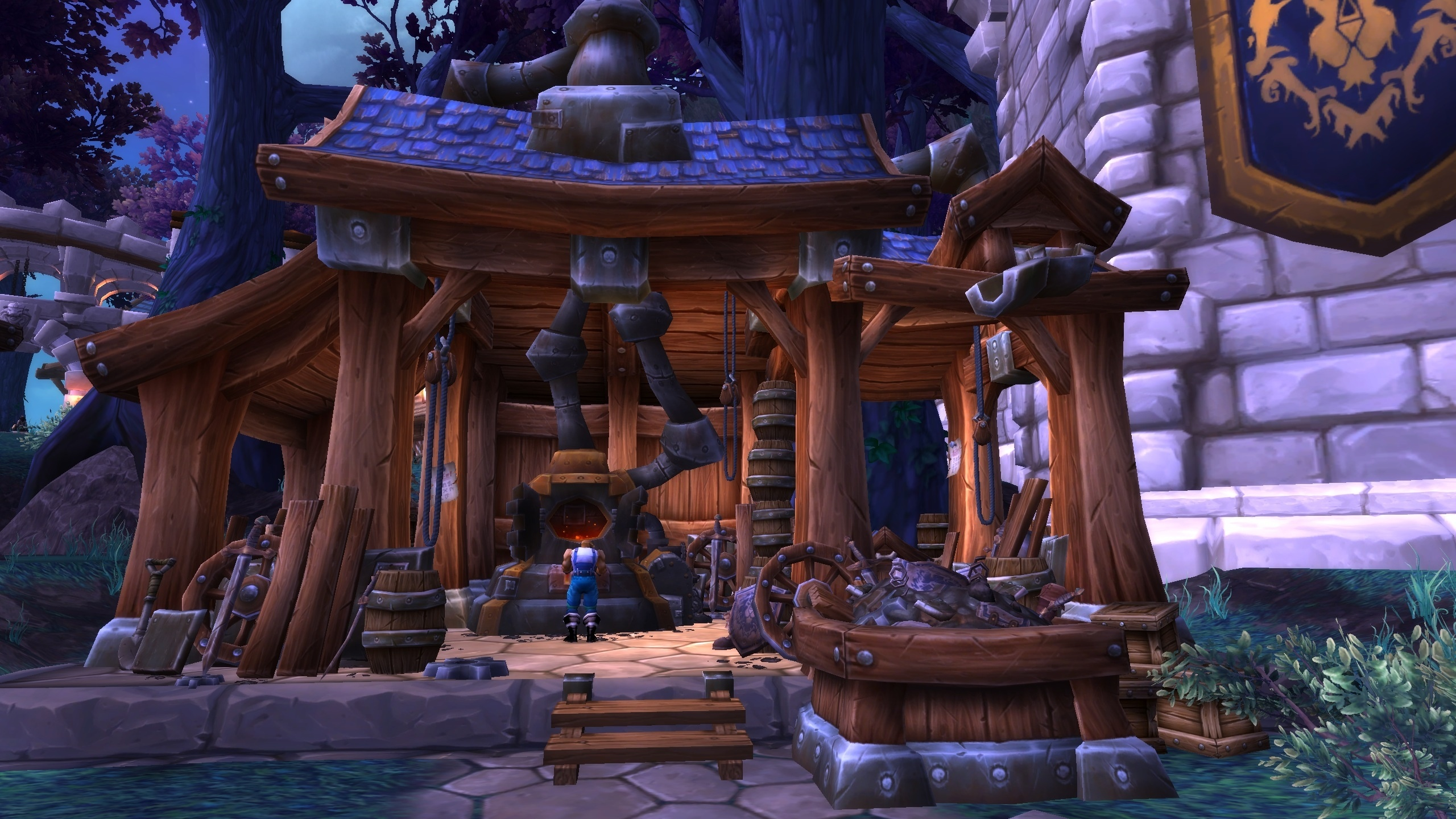 Guide to Large Garrison Buildings: Stables, Workshop, Mage