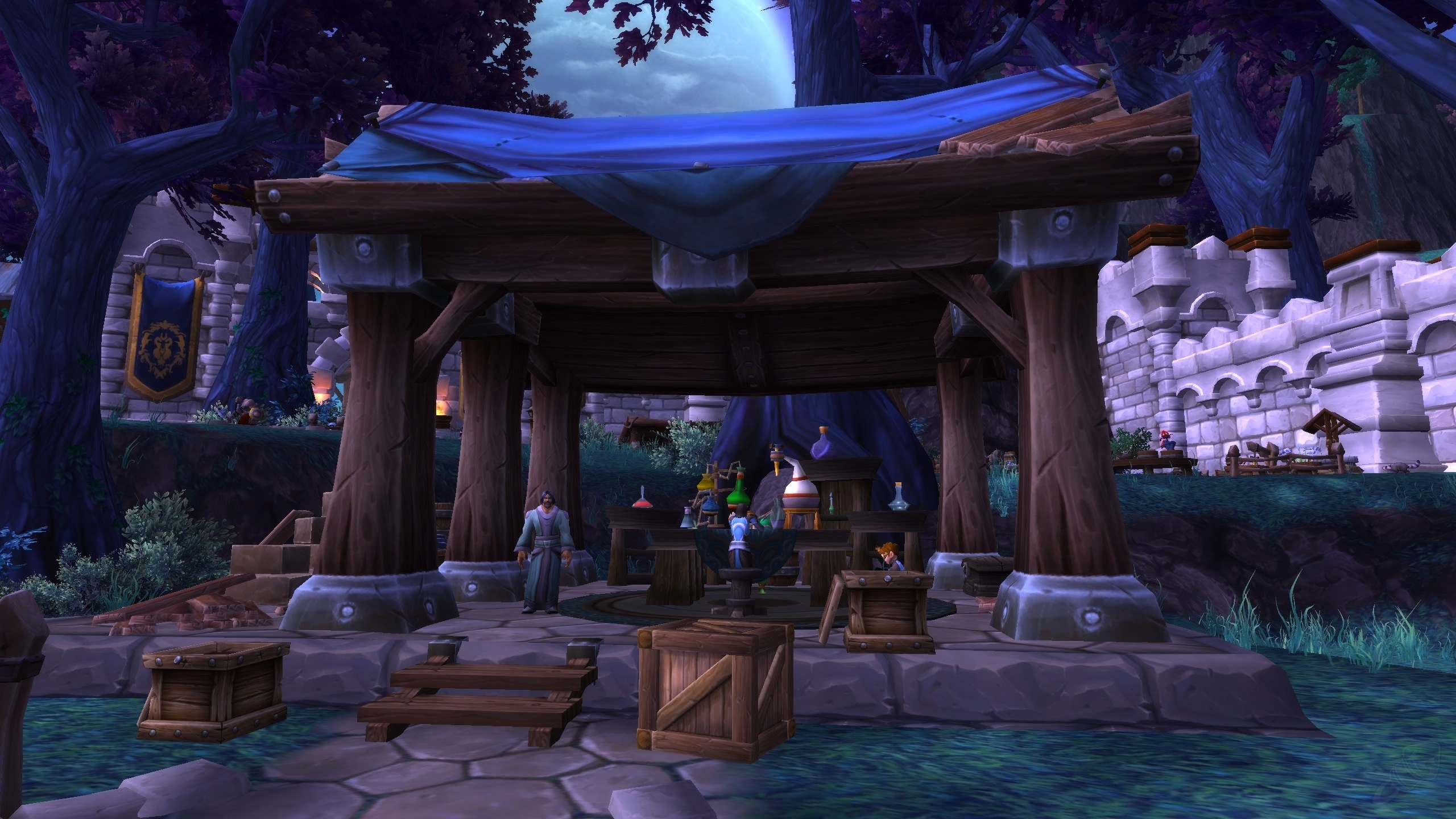 Warlords of draenor alchemy overview guides wowhead garrison building alchemy lab malvernweather Image collections