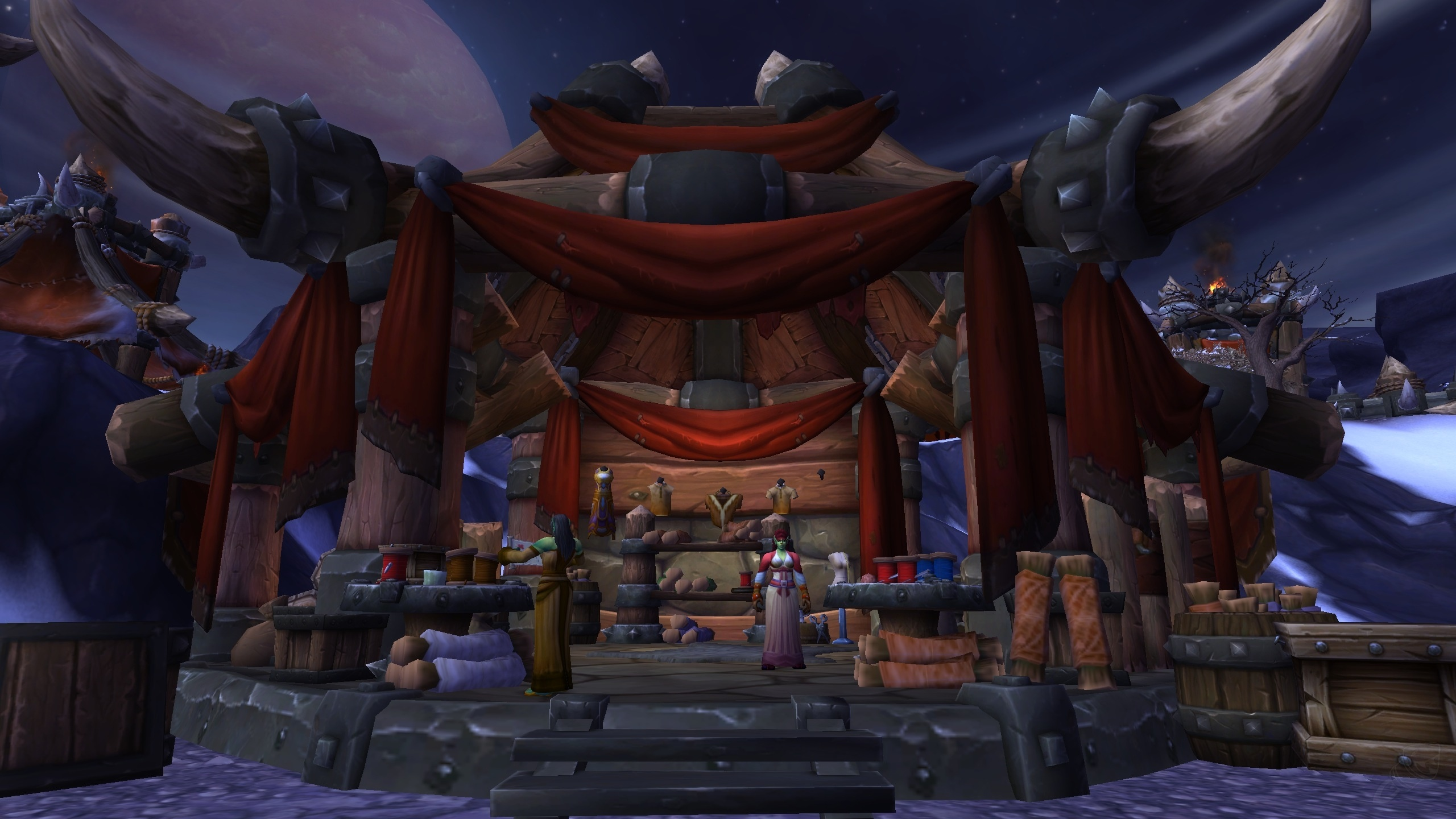 Warlords of draenor: tailoring overview guides wowhead.