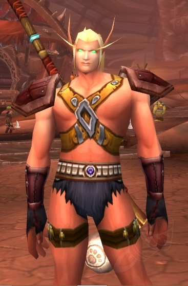 Ceremonial Leather Loincloth - Item - World of Warcraft