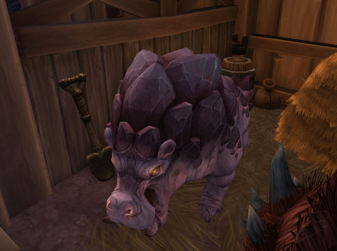 Requisition a Riverbeast - Quest - World of Warcraft
