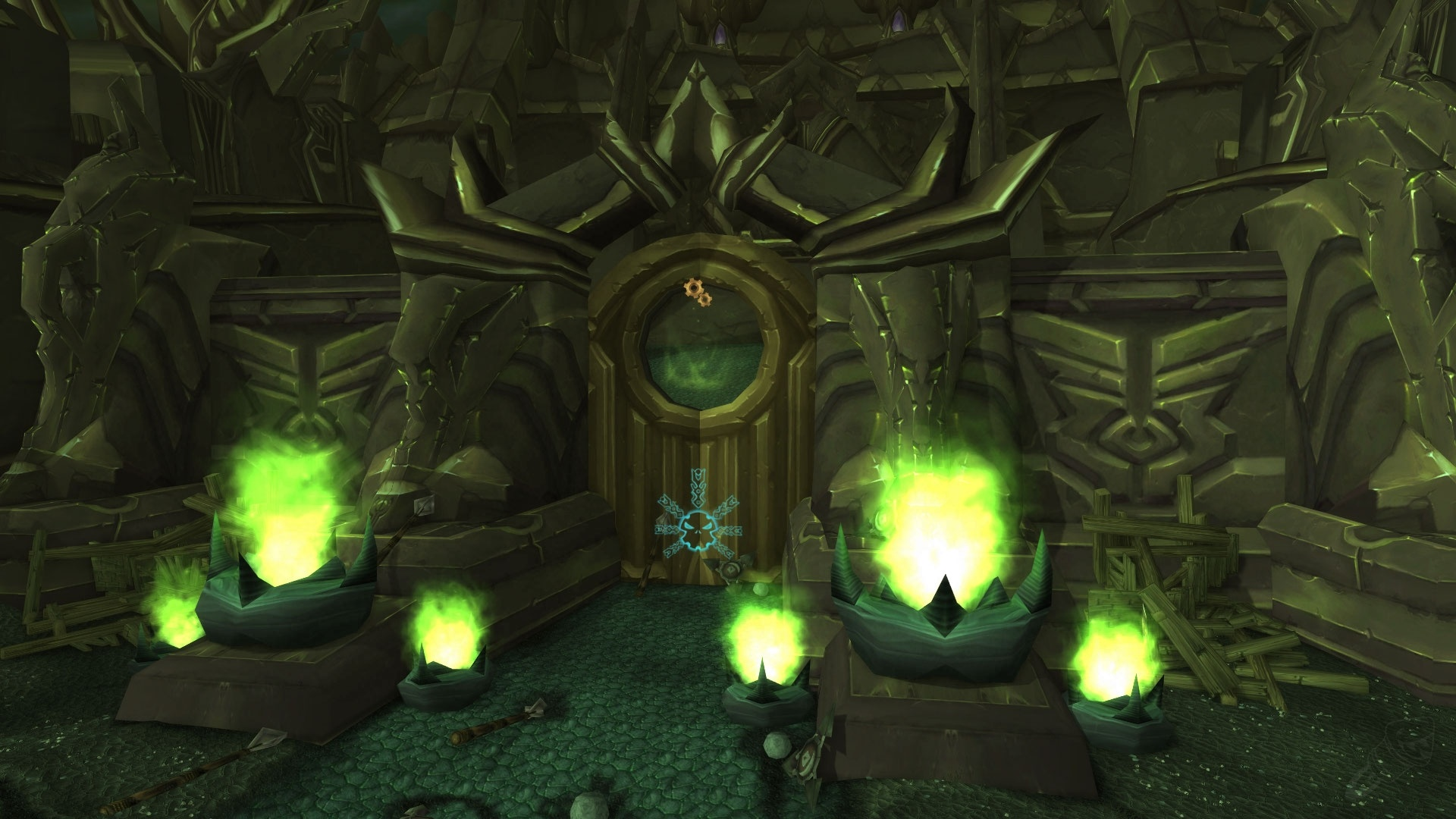 Infiltrating The Black Temple Quest World Of Warcraft