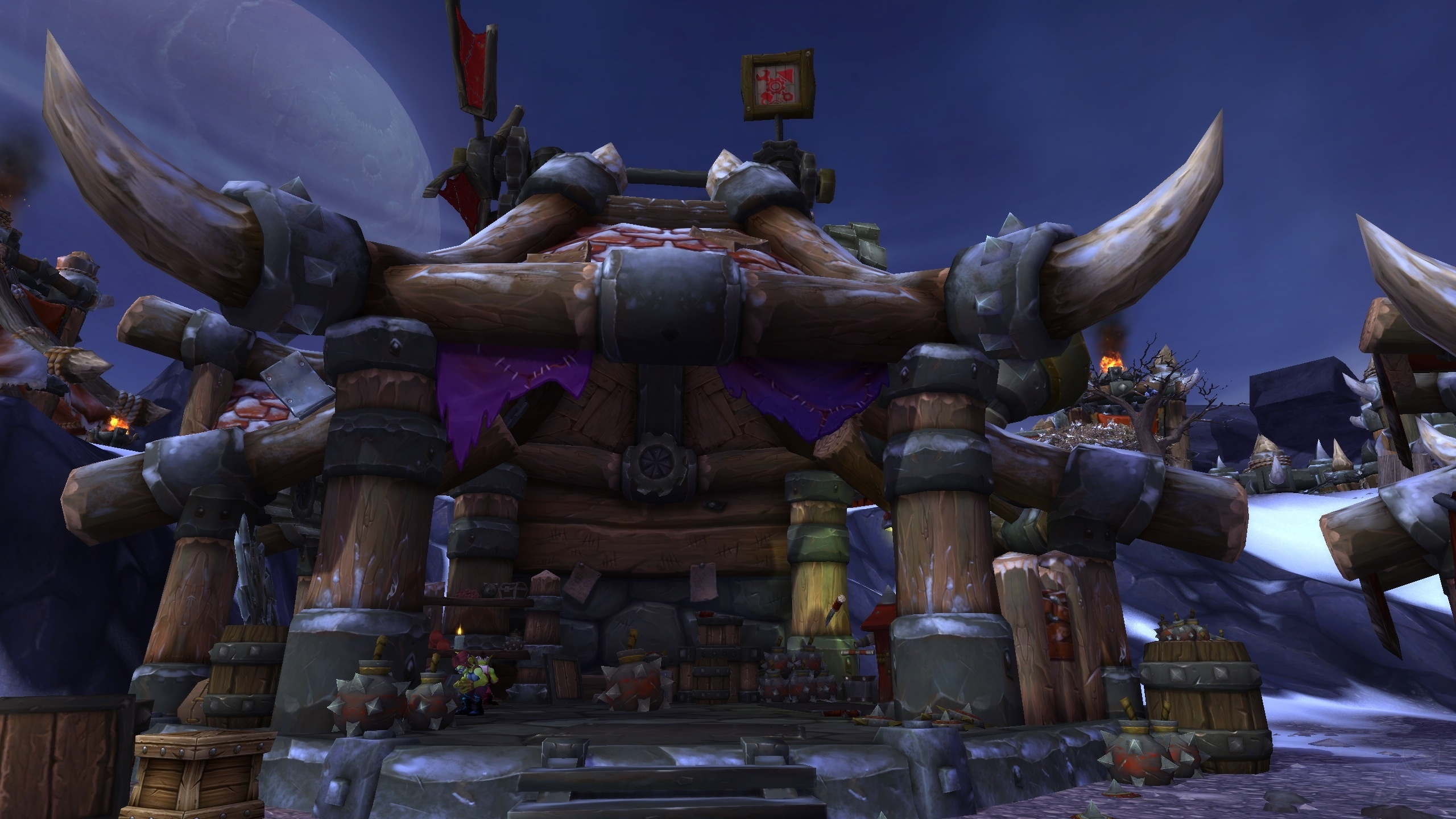 Warlords of draenor engineering overview guides wowhead garrison building engineering works malvernweather Images