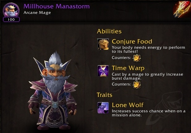 Guide to garrisons in warlords of draenor wowheads followers database shows key information about your followers such as their class spec armor weapon and level malvernweather Images