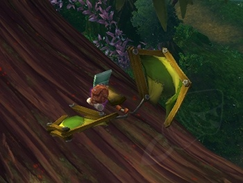 Goblin Pack Object World Of Warcraft