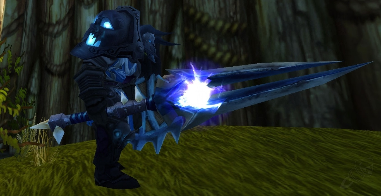 Thunderfury Blessed Blade Of The Windseeker Item World Of Warcraft