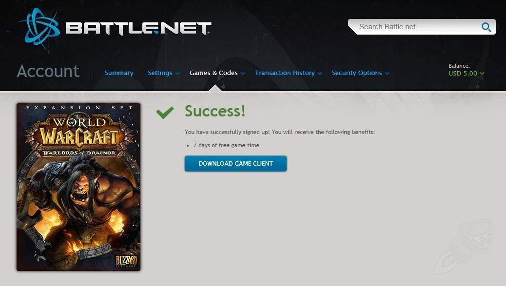 battlenet download eu