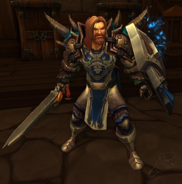 Marschall Gabriel Npc World Of Warcraft