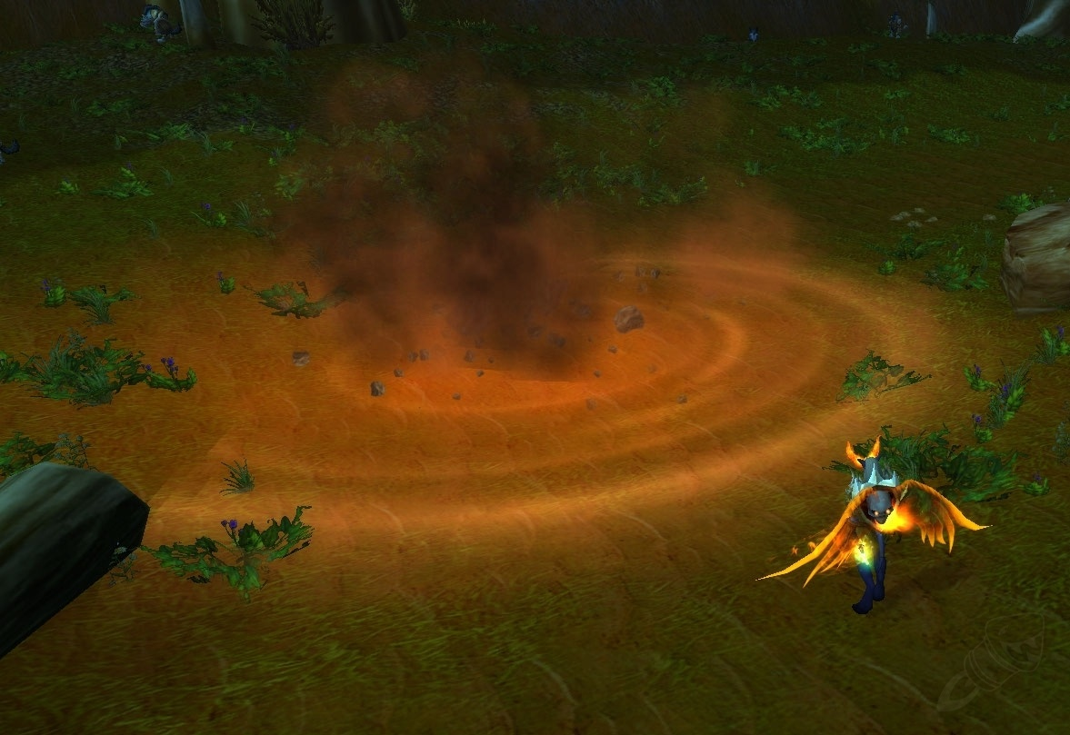 Earthquake - Spell - World of Warcraft