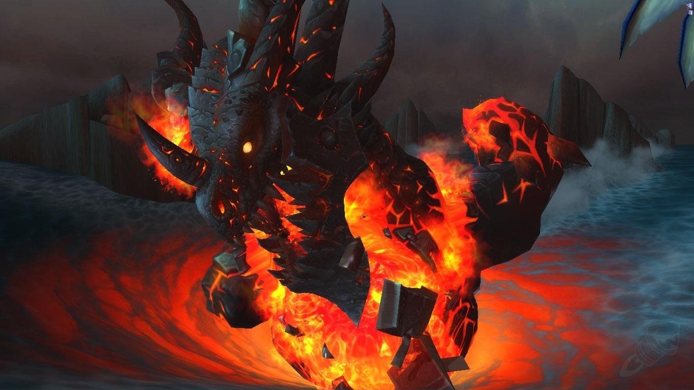 Deathwing - NPC - World of Warcraft