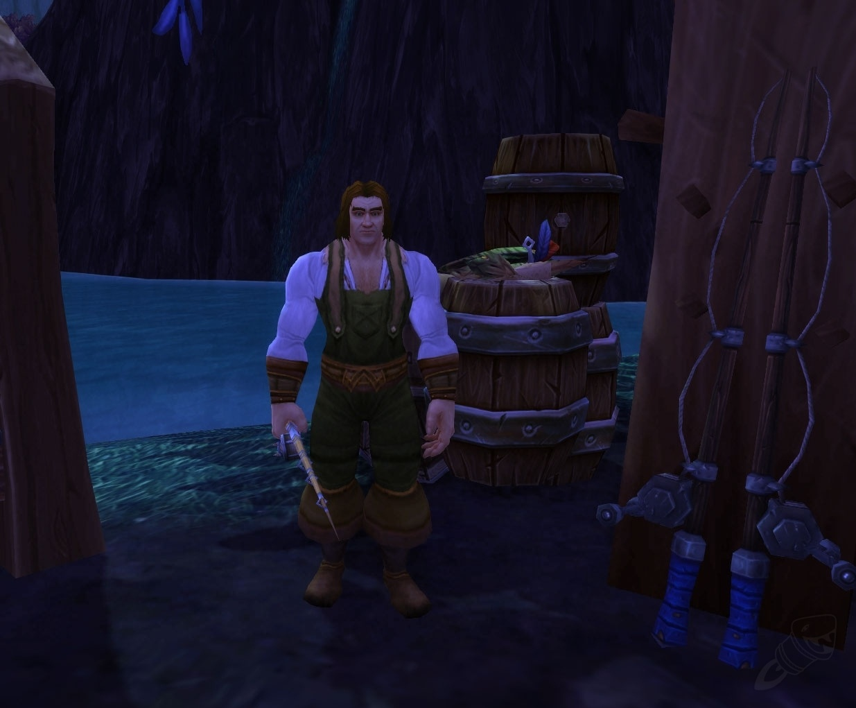 A True Draenor Angler - Quest - World of Warcraft