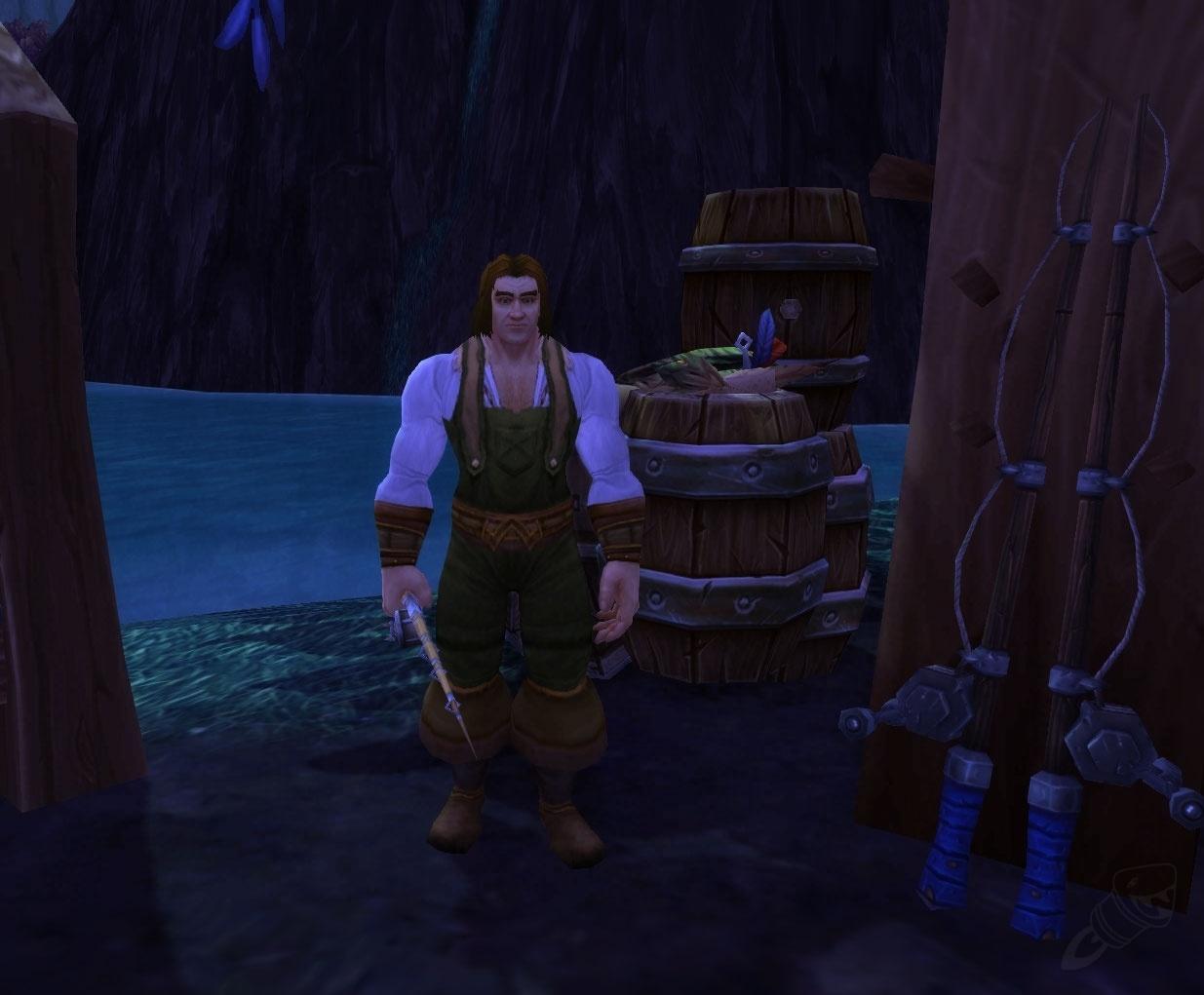 Draenor Warcraft Angler Quest Of Von Ein Wahrer World dQsrCht