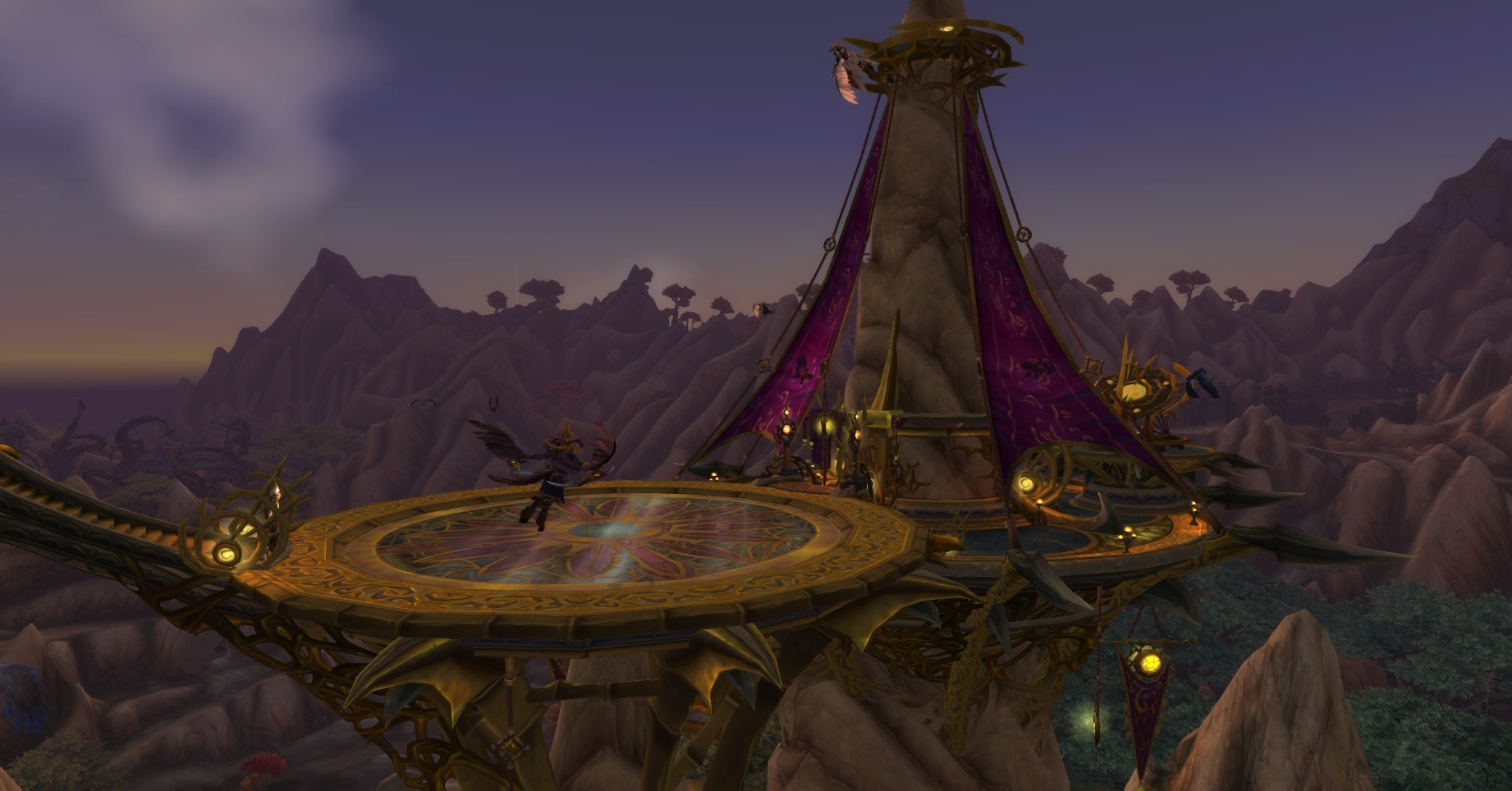 Image result for wow skyreach