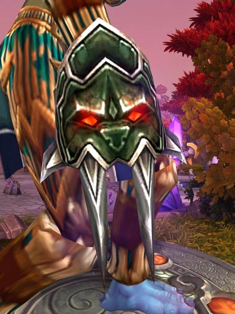 World of warcraft fist weapons