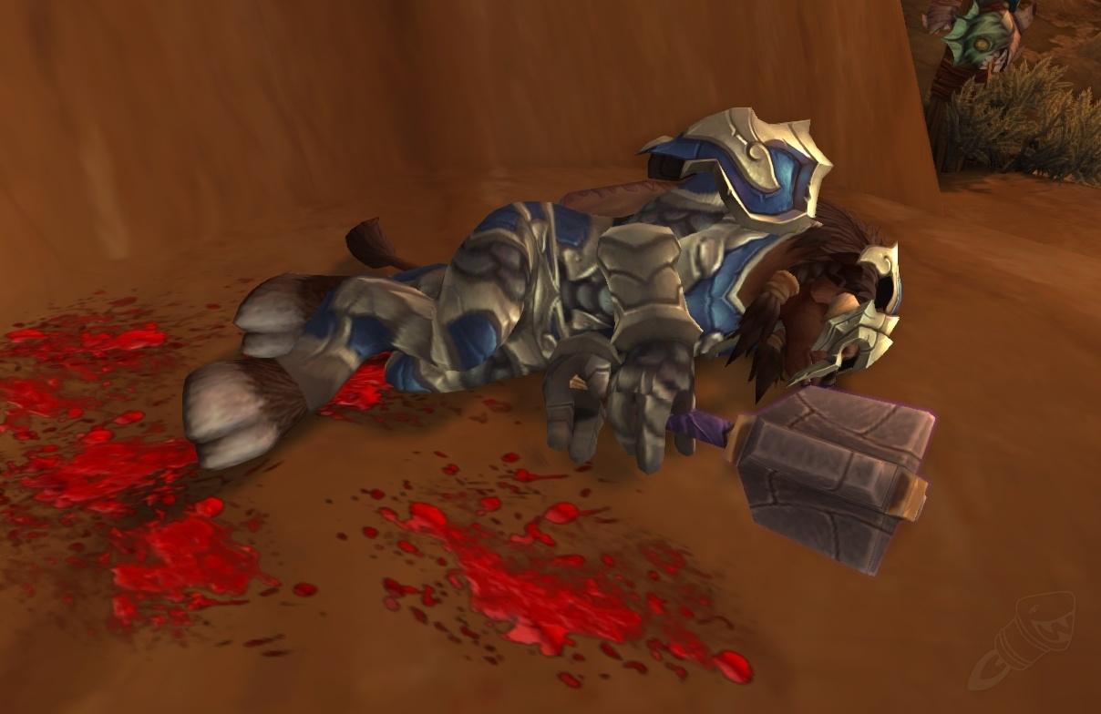 Adventurer S Mace Object World Of Warcraft