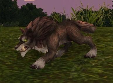 Young Snarler - NPC - World of Warcraft