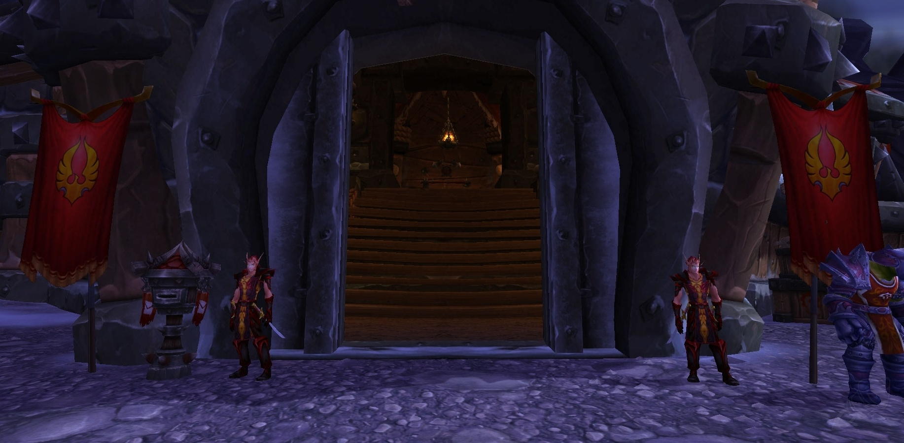 Guide to the garrison barracks guides wowhead at level 3 you can get customizable guards and banners for your garrison which are not included in blizzards official description of the building malvernweather Image collections