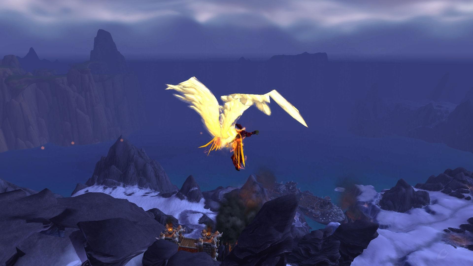 dranor fliegen freischalten