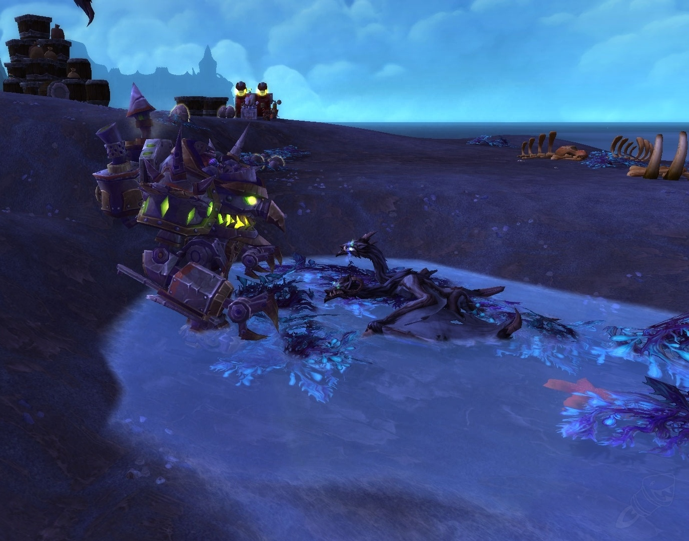 Kriegsgleven von Azzinoth - Erfolg - World of Warcraft