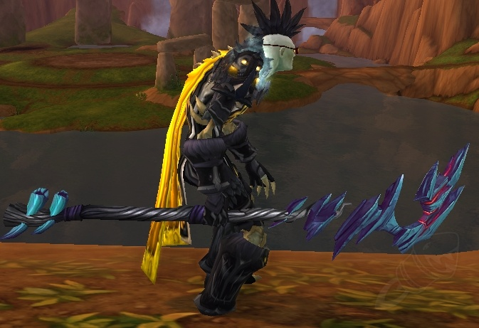 Whirlwind's Harvest - Item - World of Warcraft