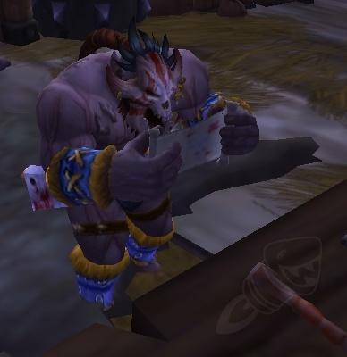 Kil'rip - NPC - World of Warcraft