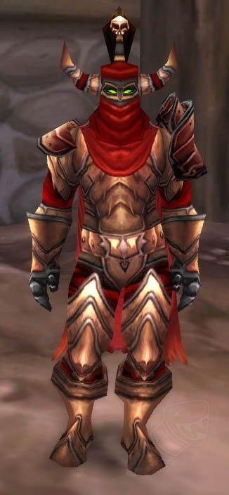 Attumen the Huntsman - NPC - World of Warcraft