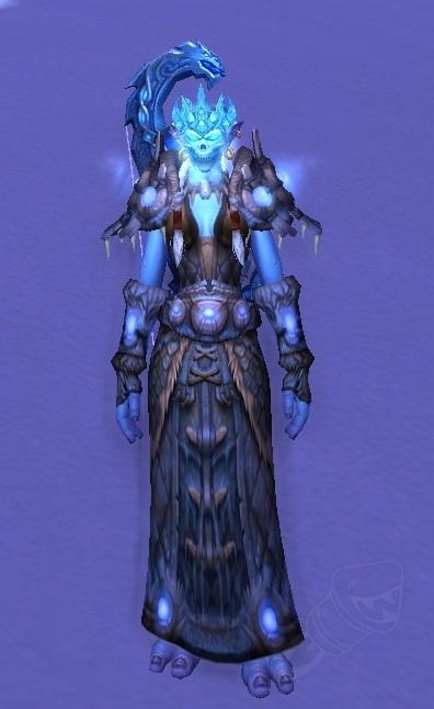 Lightning-Infused Leggings - Item - World of Warcraft