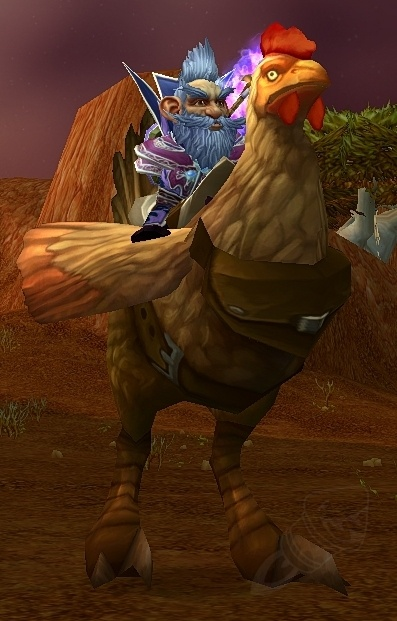 Magic Rooster Egg - Item - World of Warcraft