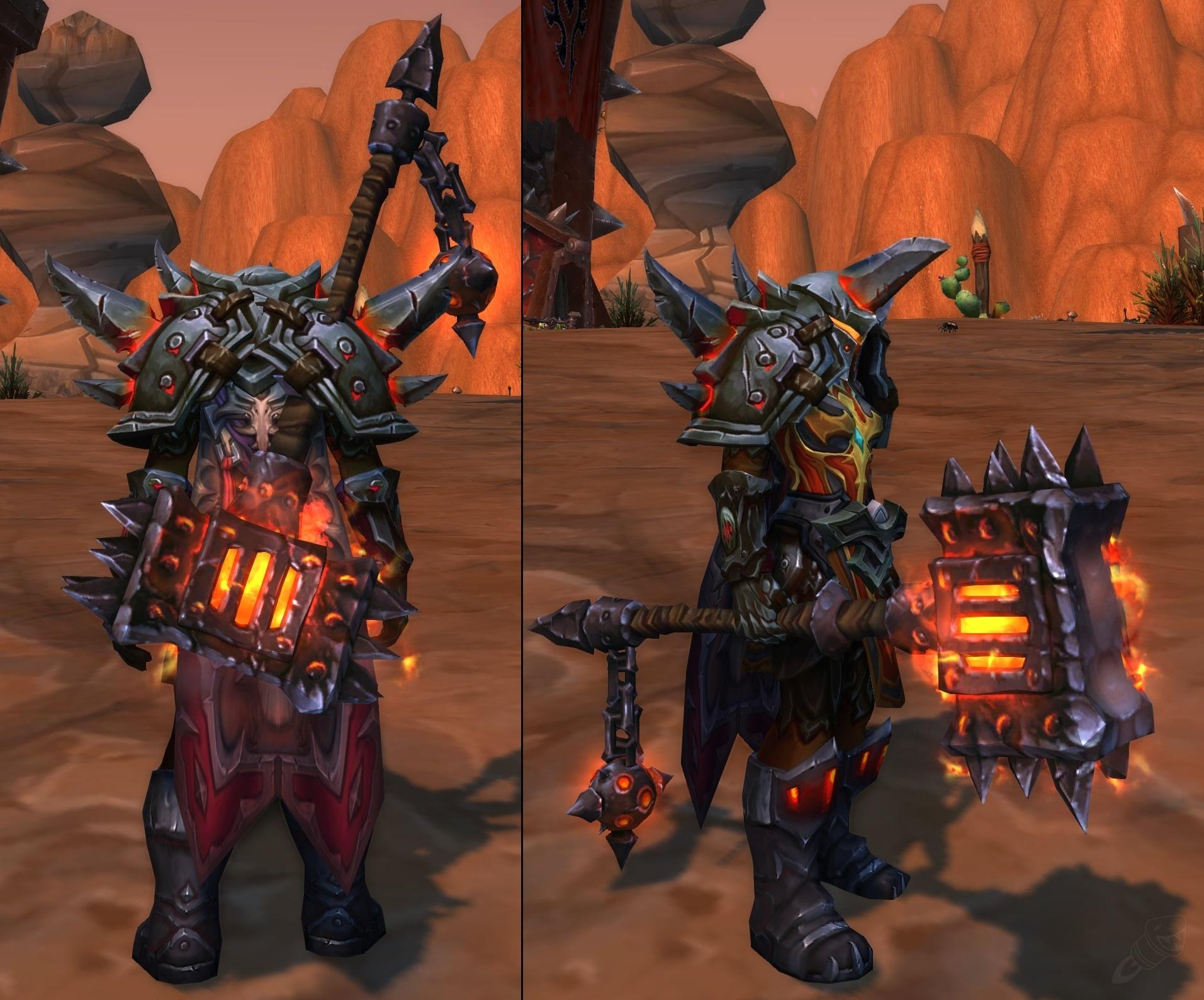 Die Schwarze Hand Gegenstand World Of Warcraft