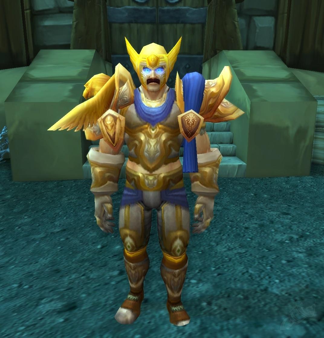 Major Payne - NPC - World of Warcraft