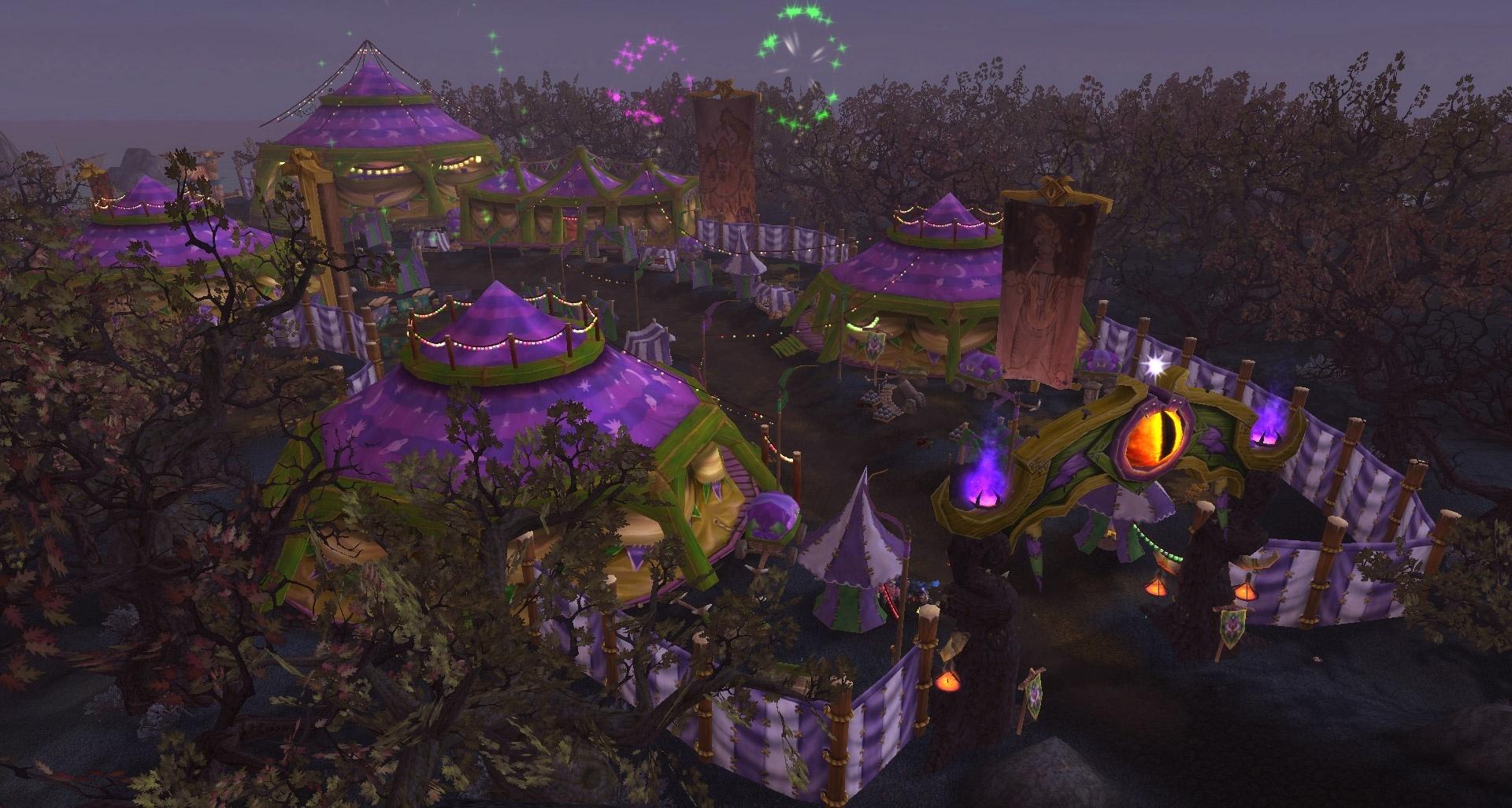 Darkmoon Faire World Event World Of Warcraft