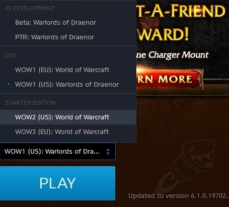 Basic Guide to Recruit A Friend Setup and Use - Guides - Wowhead