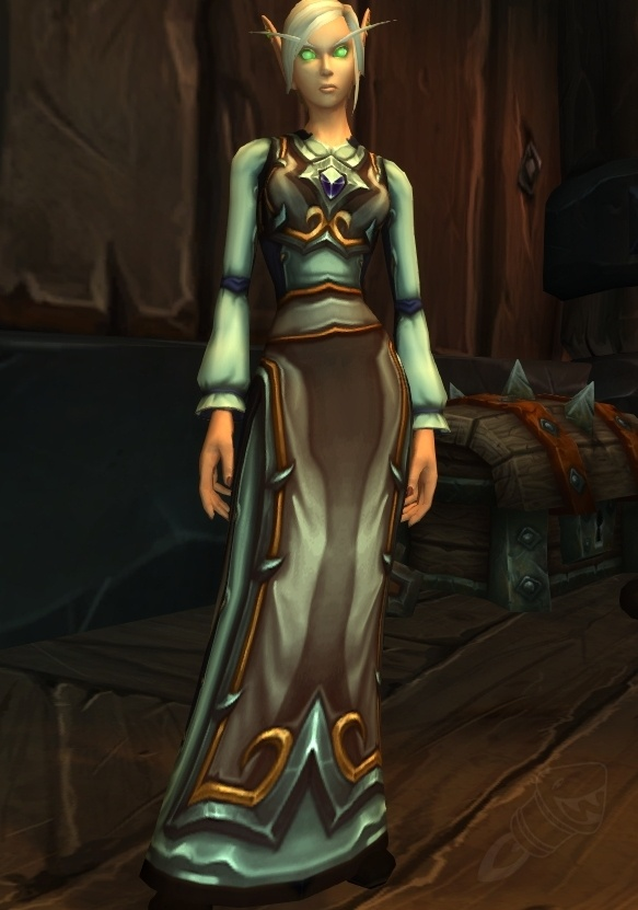 Hexweave Robe Item World Of Warcraft