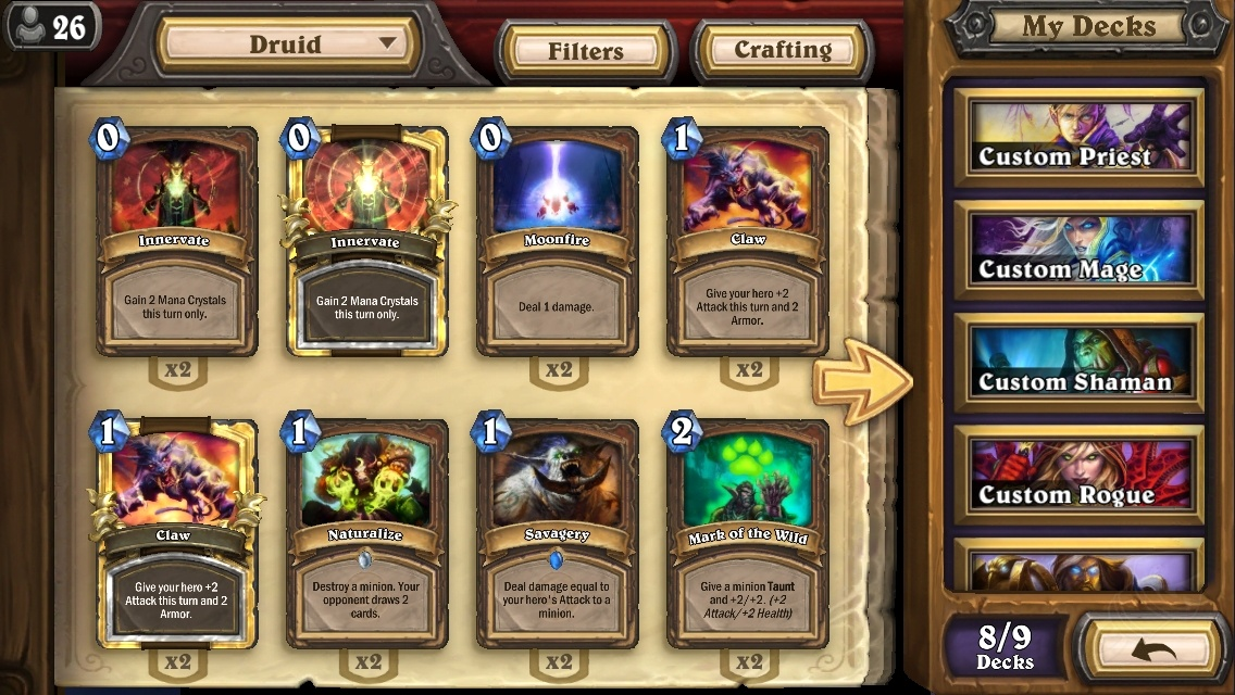 Hearthstone Launched for iPhone and Android - Wowhead News