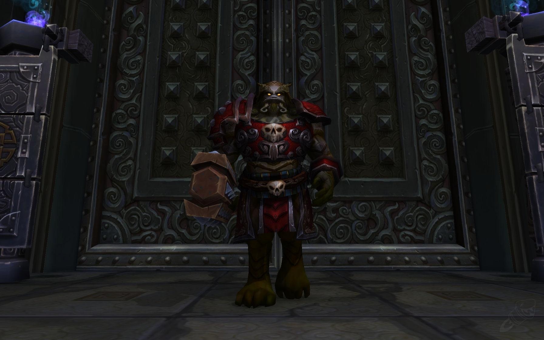 Maragor - NPC - World of Warcraft