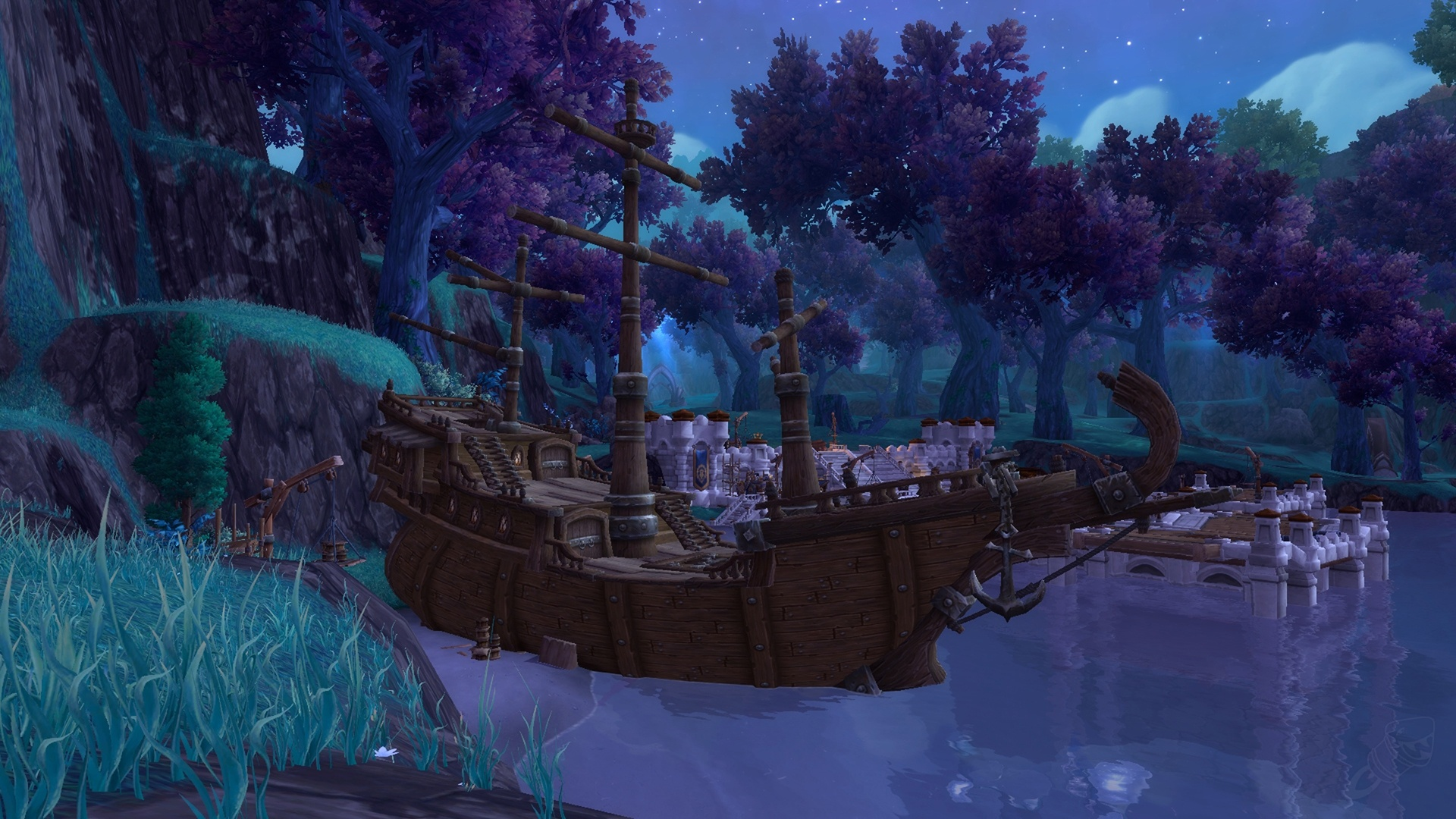 Ship Shape - Quest - World of Warcraft