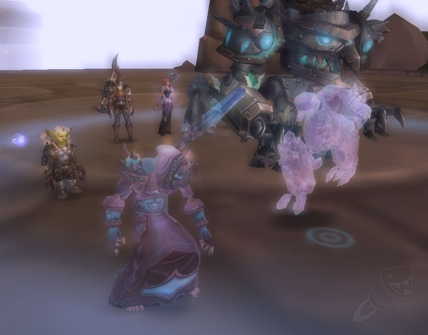 Invisibility - Spell - World of Warcraft