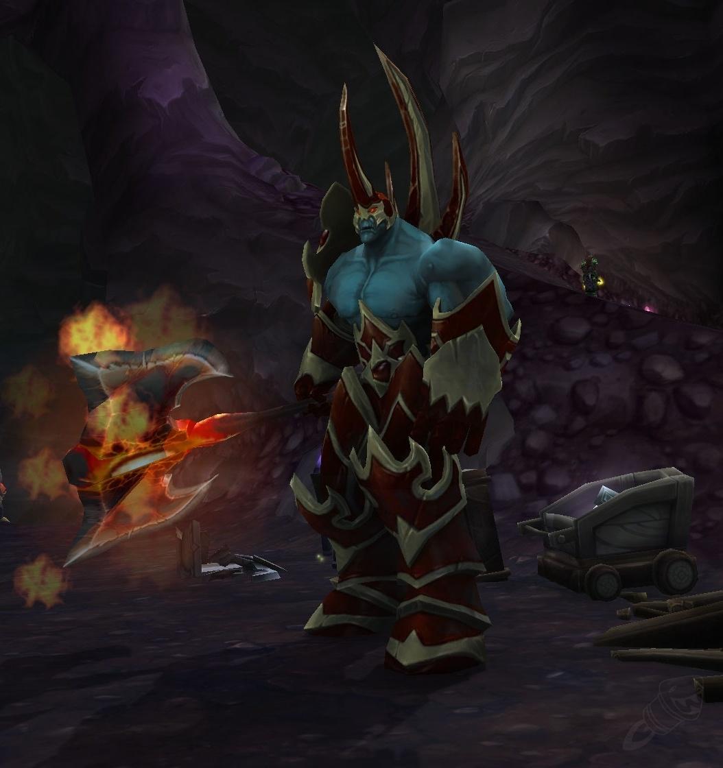 Jax'zor - NPC - World of Warcraft
