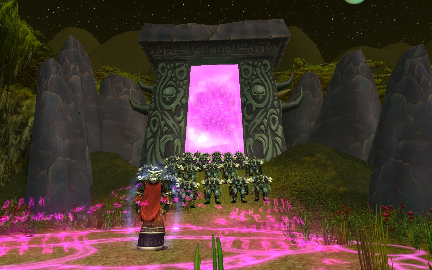 Outland Timewalking Dungeon Event - World Event - World of