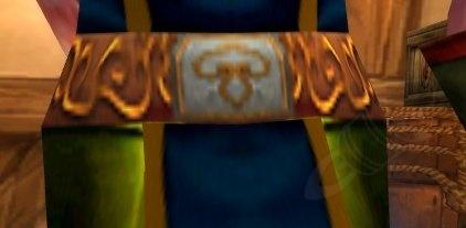 10ef1ed24530 Ceinture impériale en plaques - Objet - World of Warcraft
