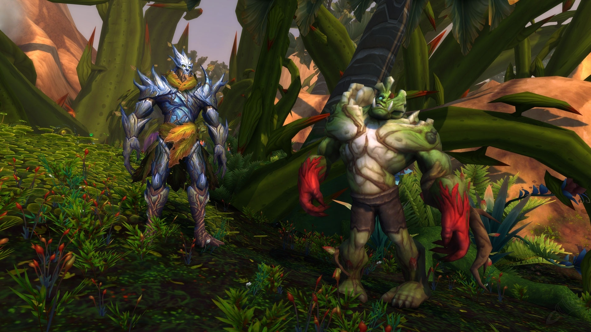 Caceria De Tesoro El Orco Infectado Mision World Of Warcraft