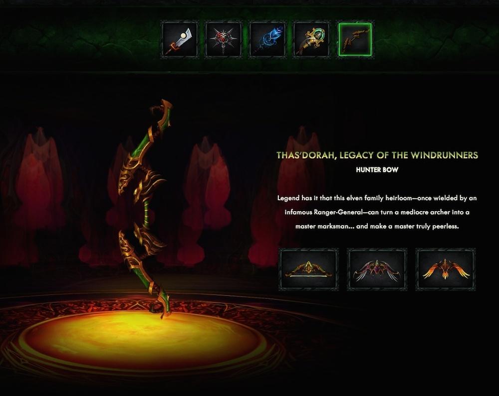 demon hunter artifact weapon guide