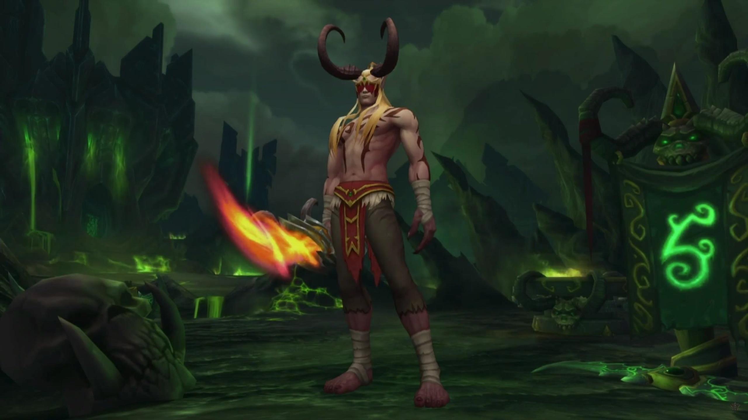 Demon Hunters What We Know Wowhead News