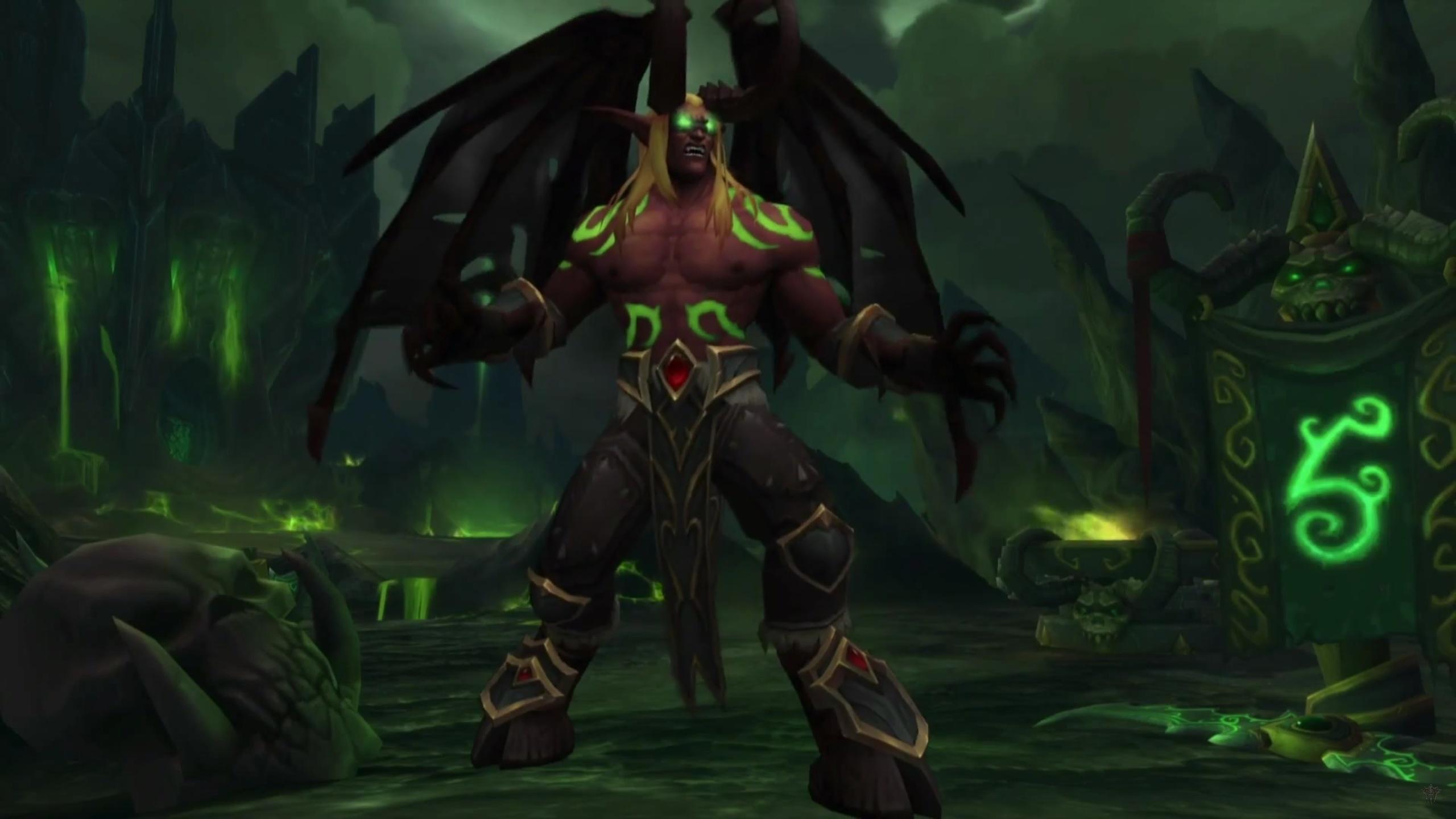 Demon Hunters: What We Know - Wowhead News