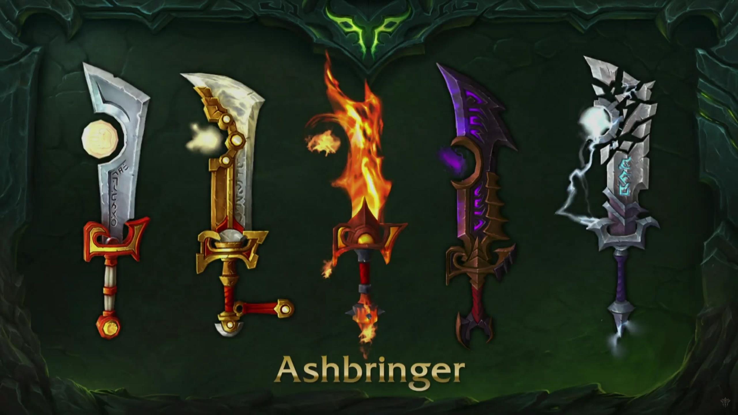 Warcraft Burning Legion