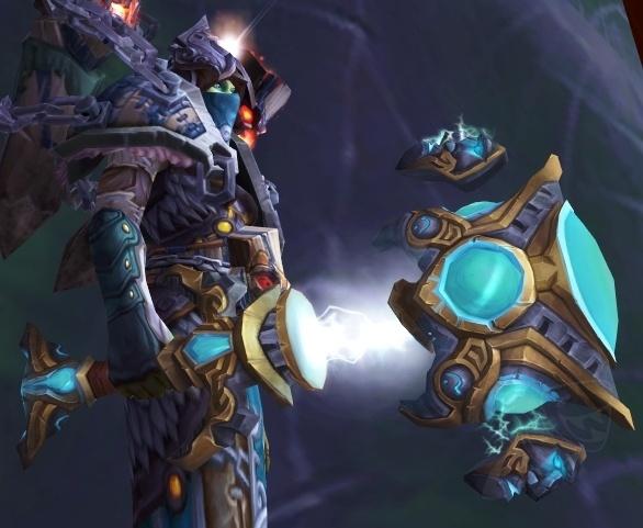 Valanyr Hammer Der Uralten Könige Gegenstand World Of Warcraft