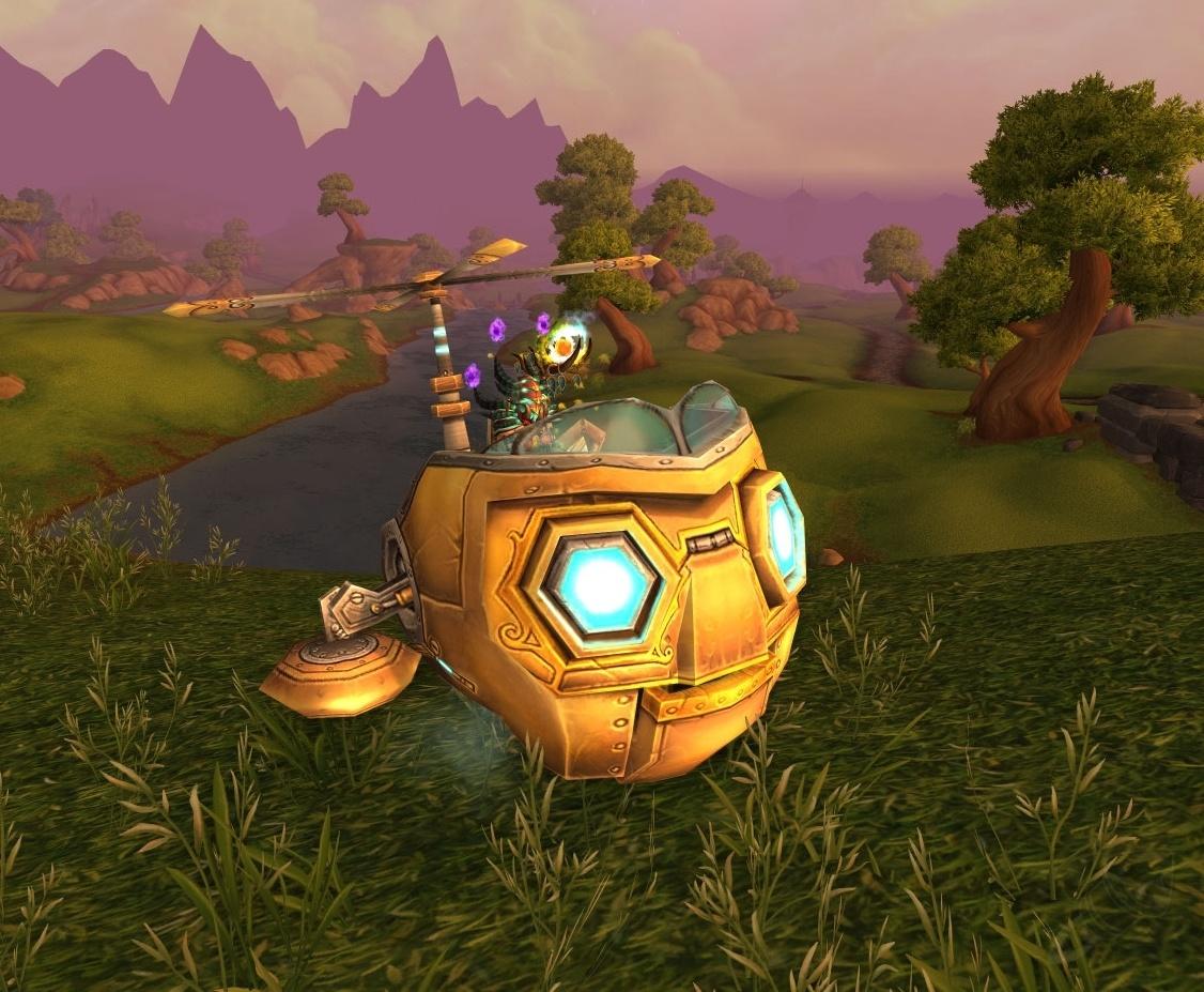 Mimiron's Head - Item - World of Warcraft