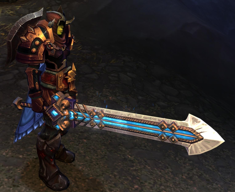 Calamity's Edge - Item - World of Warcraft